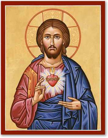 Sacred Heart icon