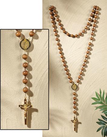 Saint Benedict Wall Rosary