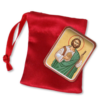 St. Jude Pocket Icon