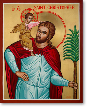 Image result for st christopher
