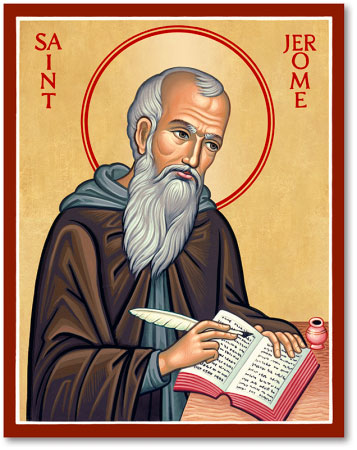 Image result for st jerome