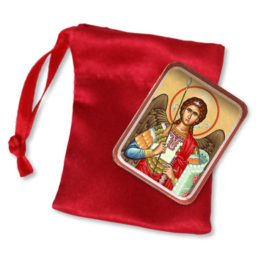 St. Michael Pocket Icon