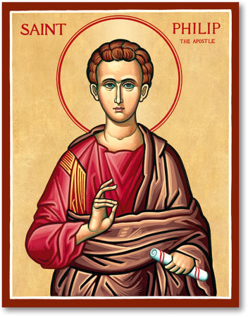 St. Philip icon