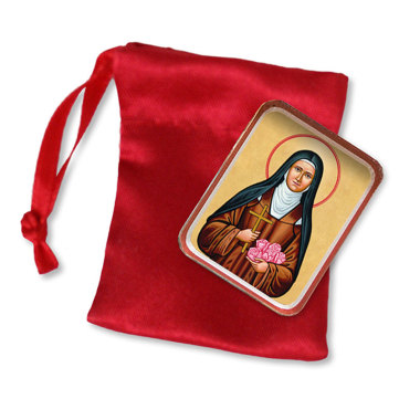St. Therese of Lisieux Pocket Icon