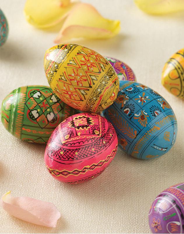 Deluxe Easter Egg Set