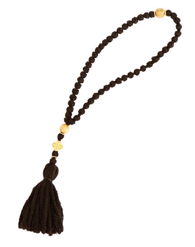 50-knot Woolen Prayer Rope