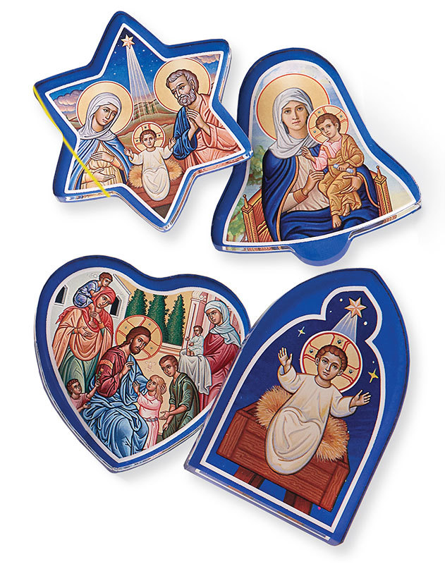 Discounted Nativity Magnet Set