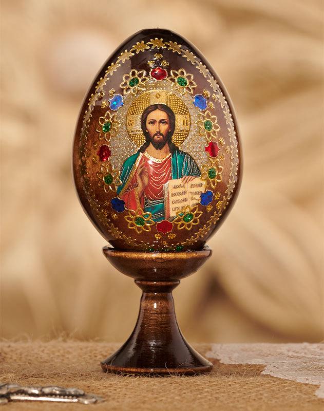 Christ Icon Egg