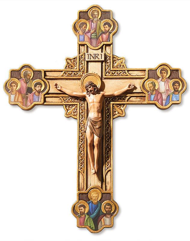 Apostles Crucifix
