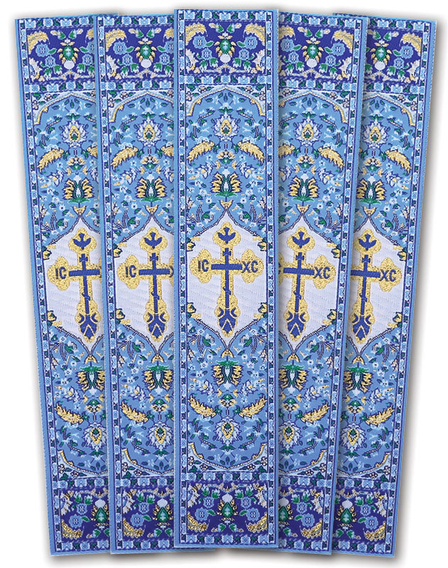 Blue Cross bookmarks
