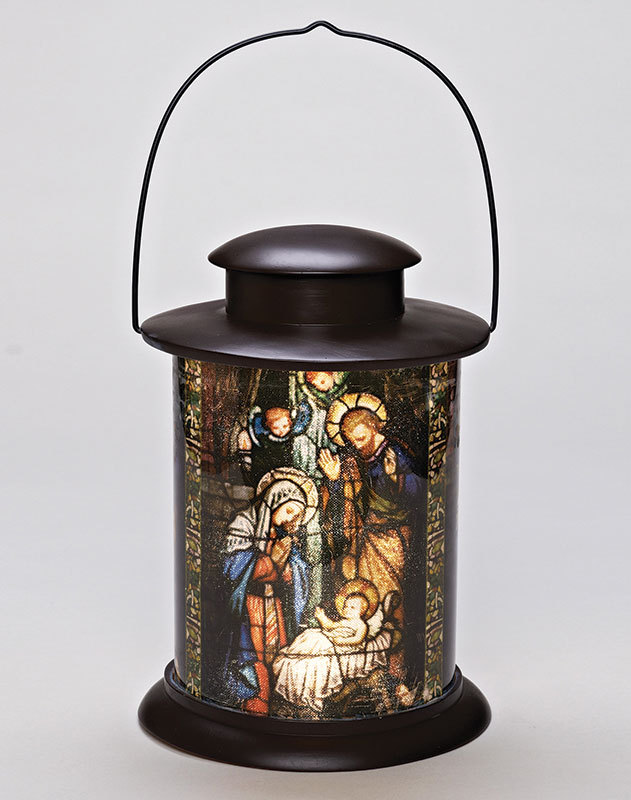 Christmas Lantern - 12 inches