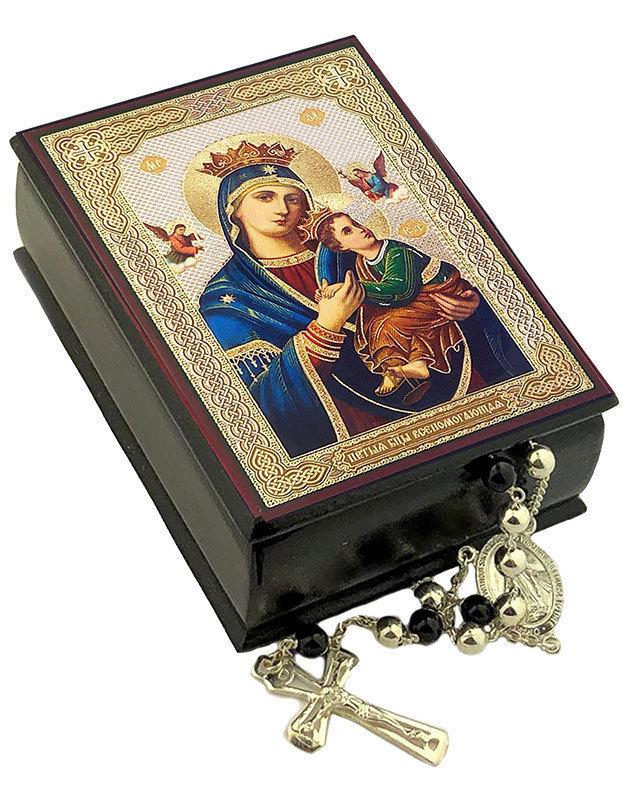 Perpetual Help Decorative Icon Box