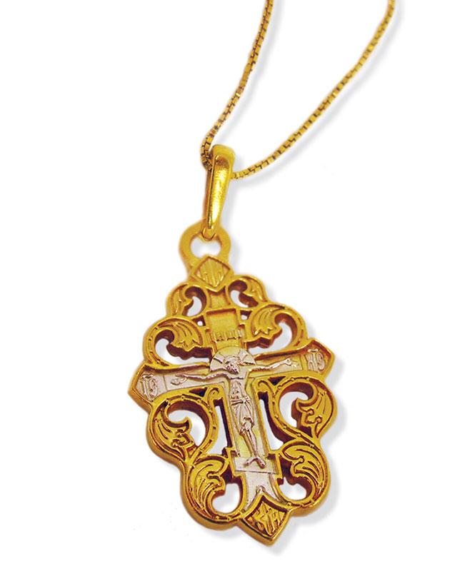 Decorative Russian Cross