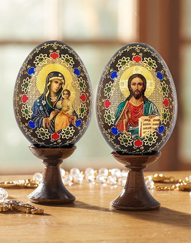 Discounted Icon Egg Pair