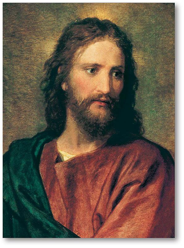 Hofmann's Portrait of Christ
