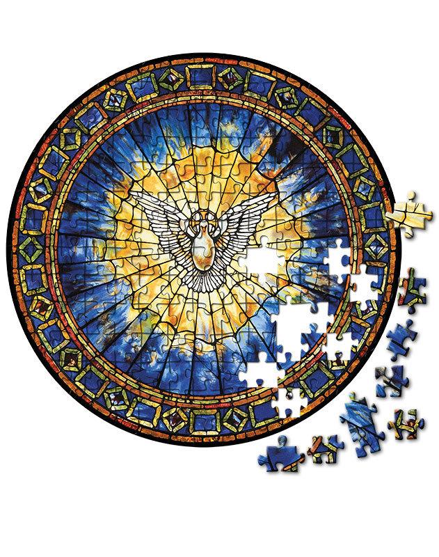 Holy Spirit Puzzle