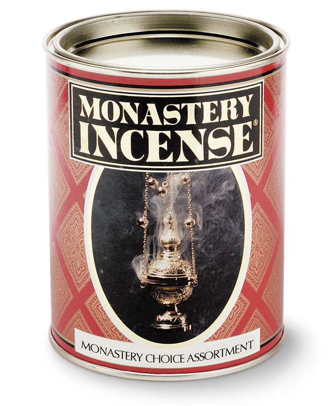 Monastery Incense Choice Assortment