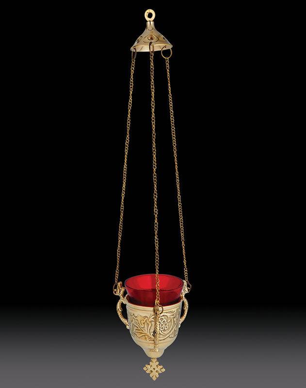Ornate Votive Lamp