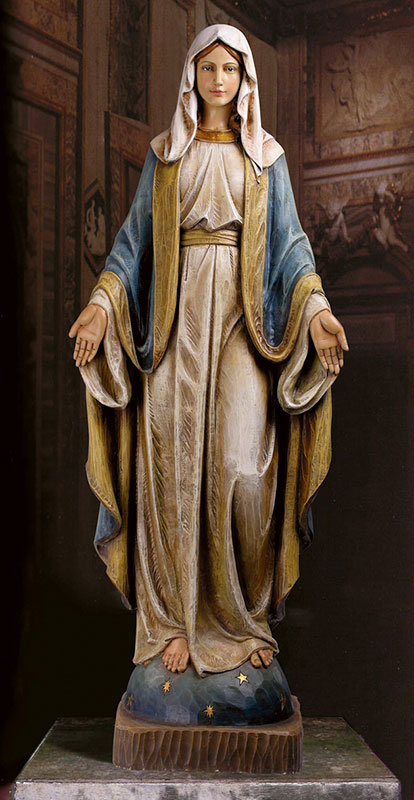 Our Lady of Grace Basilica Statue