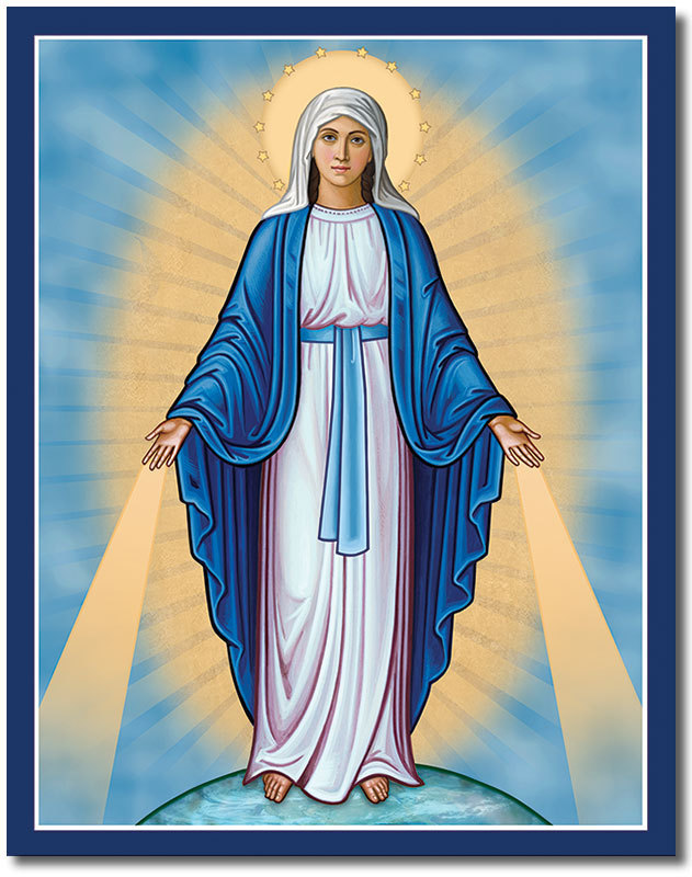 Our Lady of Grace Icon