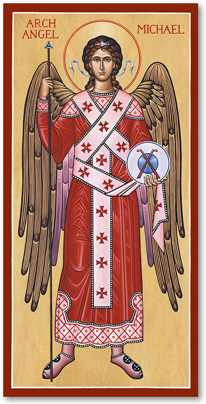 Saint Michael the Archangel Icon