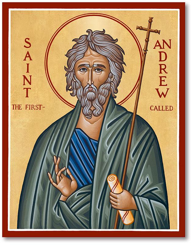 St. Andrew Icon