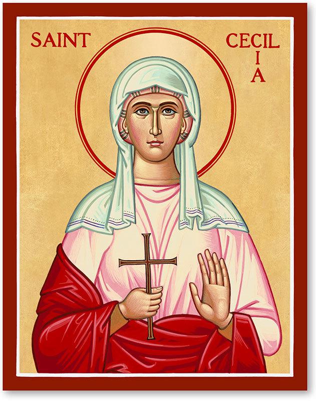 St. Cecilia Magnet