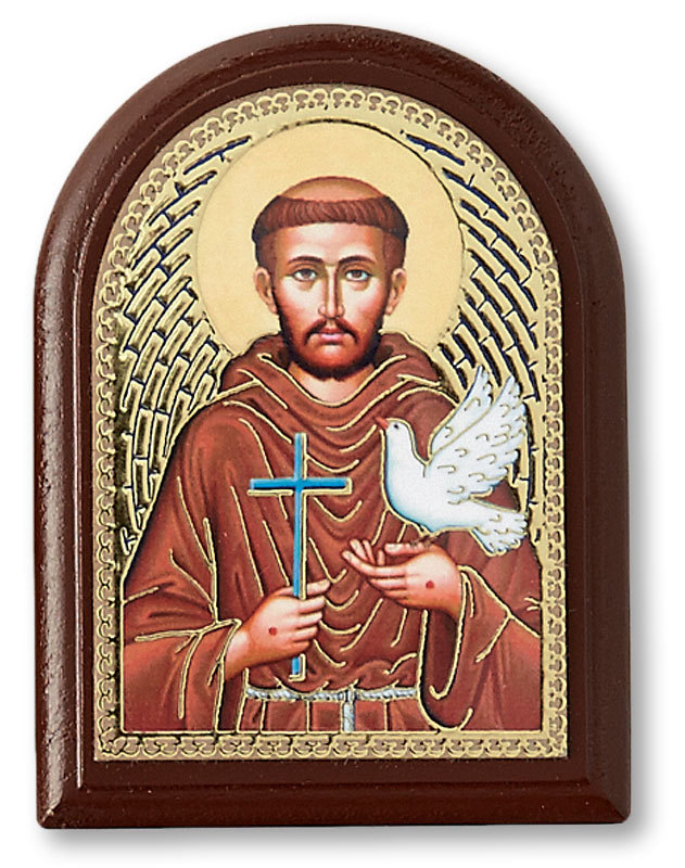 St Francis Desktop Icon