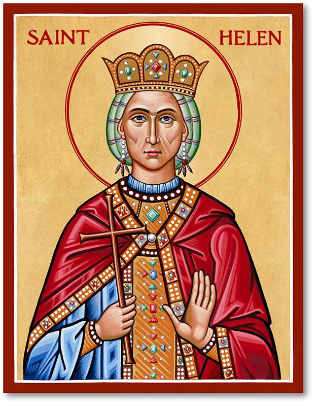 St. Helen Icon