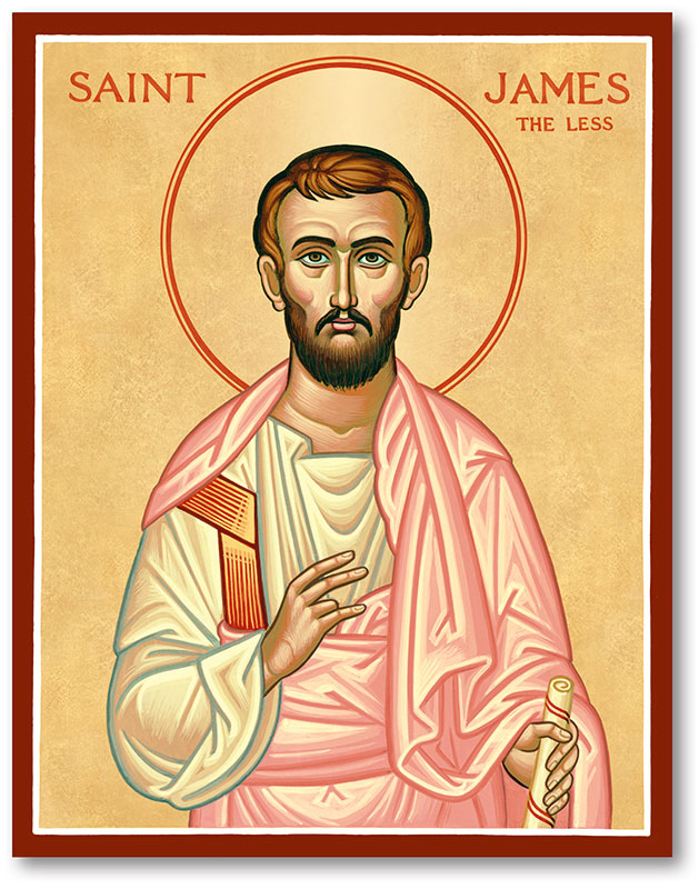 St James the Less Icon