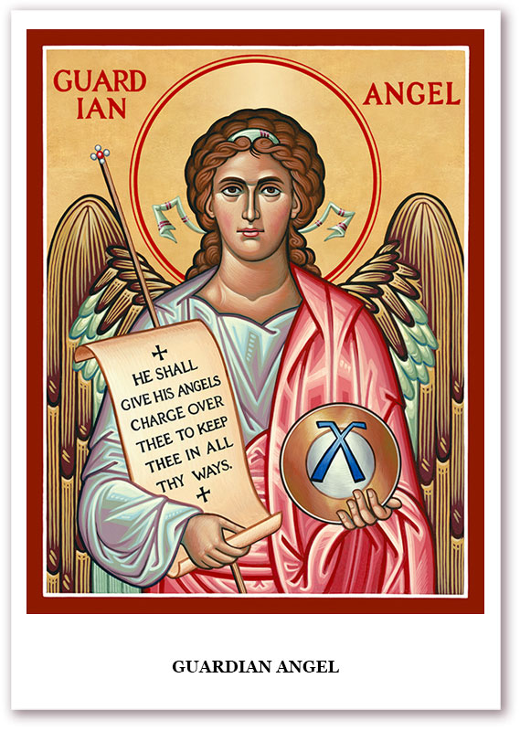 St. Michael the Archangel Holy Cards
