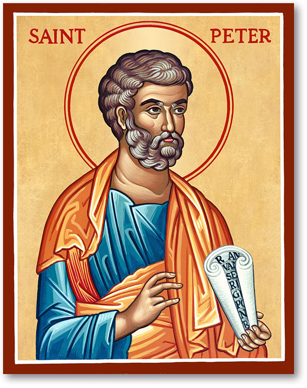 St Peter Icon