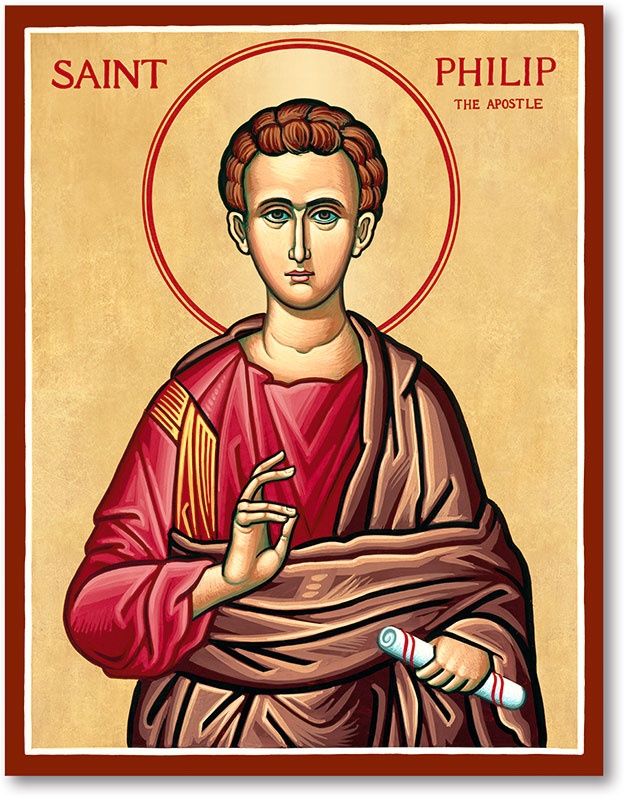 St Philip Icon