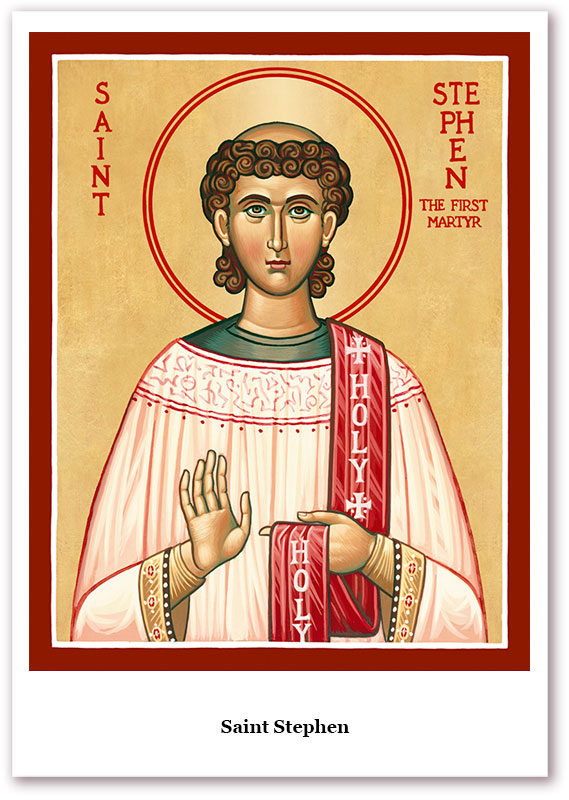 St. Stephen Holy Cards