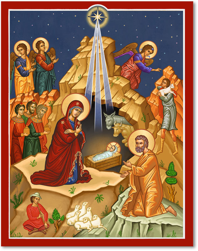 Star of Bethlehem icon