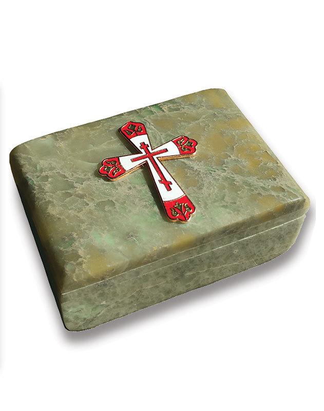 Stone Keepsake Box
