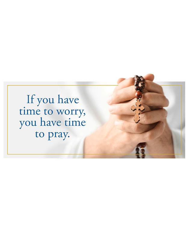 Time to Pray Magnet