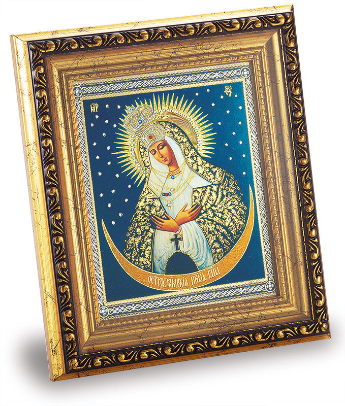 Virgin of Ostrabrama