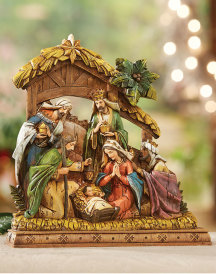 Adoration of the Magi Figurine