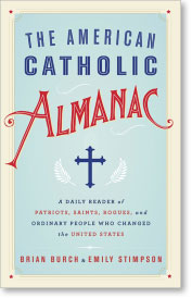 ON SALE American Catholic Almanac