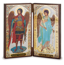 Angels Diptych