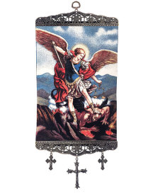 Archangel Michael Wall Hanging