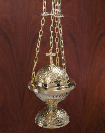 Brass Mission Censer