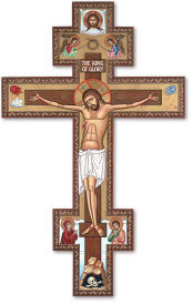 Byzantine Crucifix