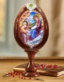 Byzantine Nativity Egg