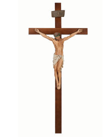 Cathedral Size Crucifix
