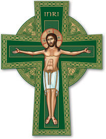 Celtic Crucifix - 24