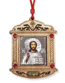 Christ Car Pendant