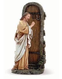 Christ Knocking at the Door Figurine