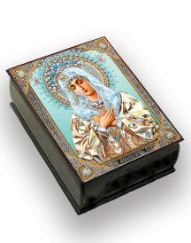 Decorative Icon Keepsake Box